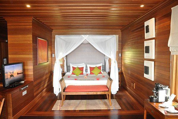 Hilton Resort Mahé - tágas szoba, ház