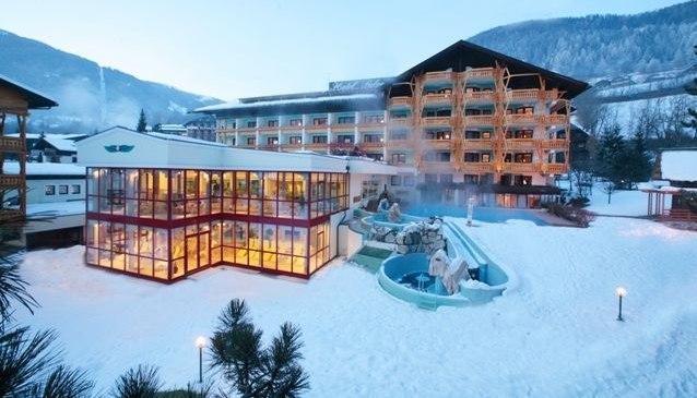 Thermenwelt Hotel Pulverer 5*****