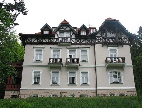 Sant Georg Garni villa vendégház
