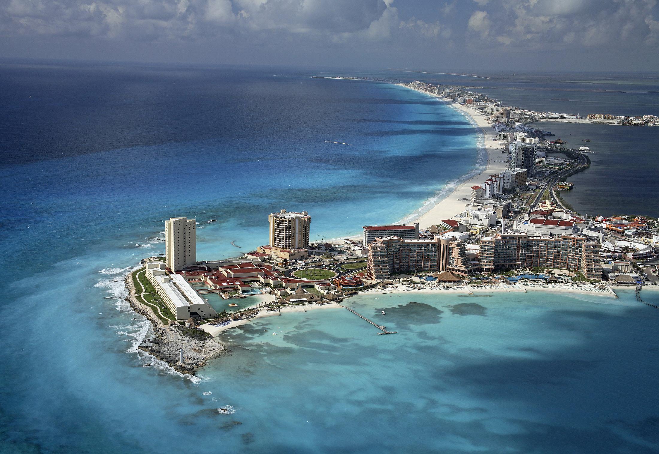 Cancún all-inclusive szálloda