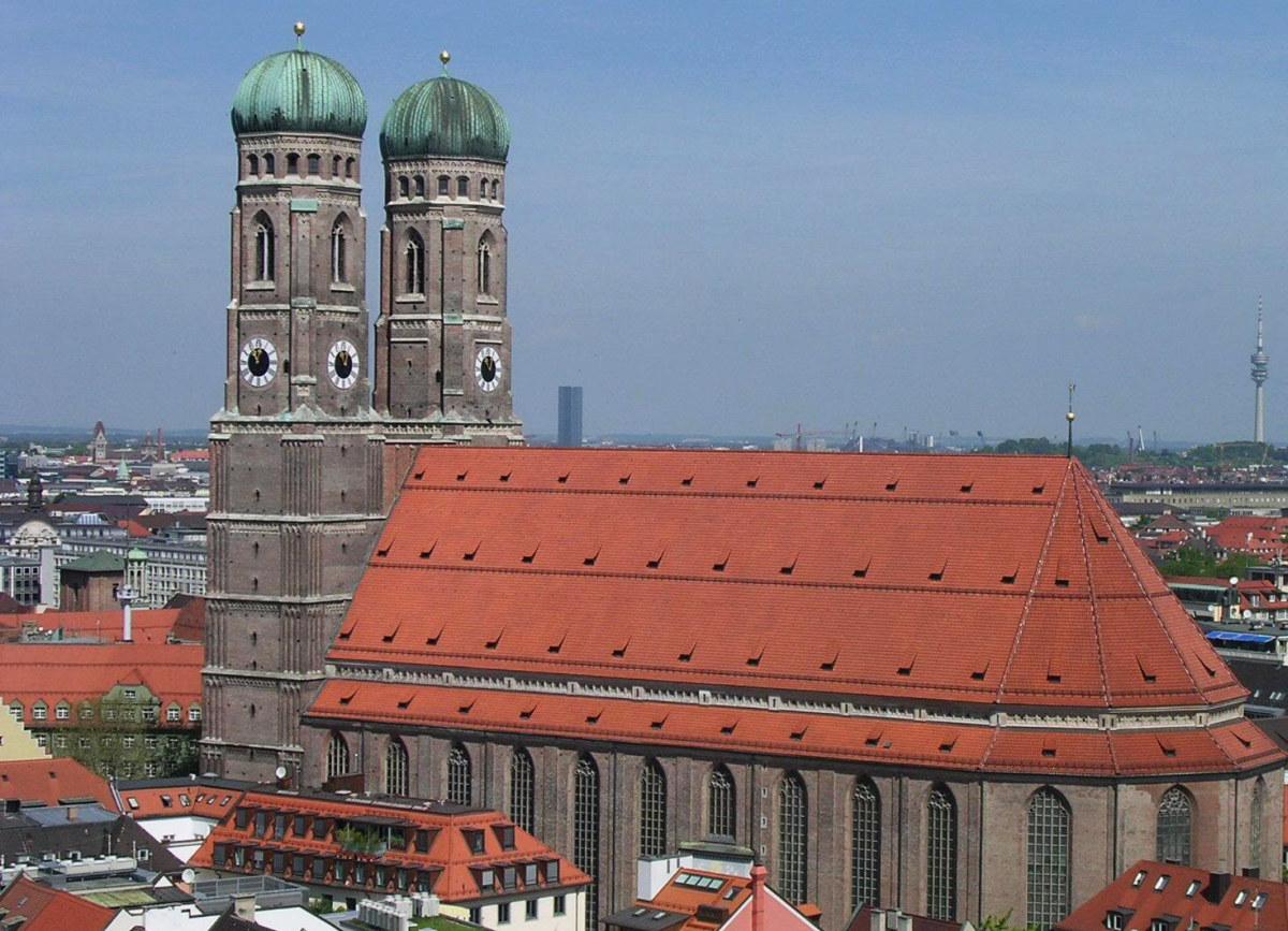 München Frauenkirche - Miasszonyunk templom