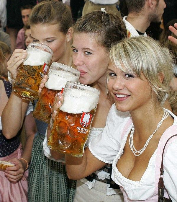 müncheni lányok