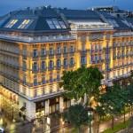 Grand Hotel Wien külső
