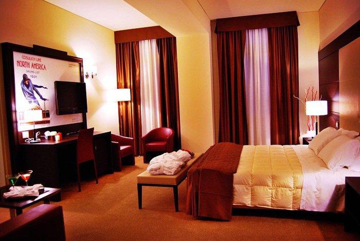 Europalace Hotel - szoba