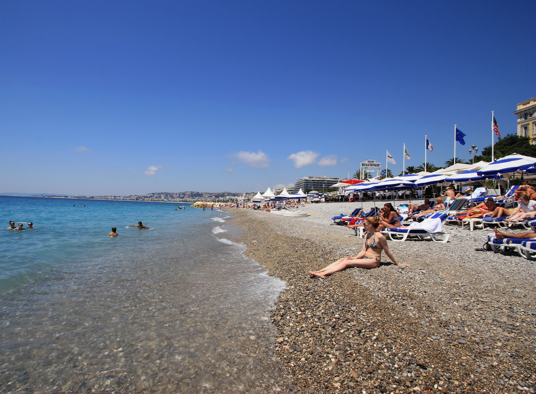 Nizza Kavicsos Strand Sz 225 Ll 225 S 233 S L 225 Tnival 243 Nyaral 225 S 233 S