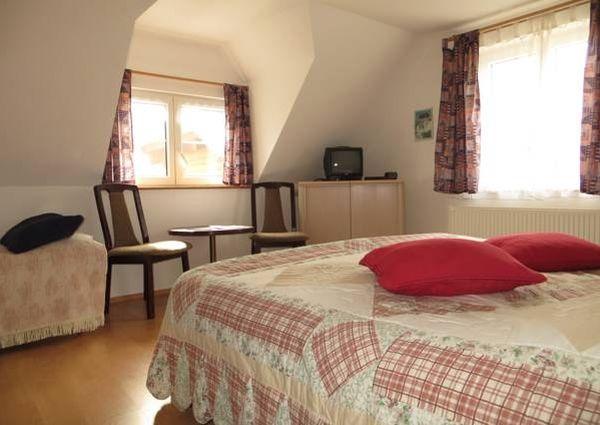 Aktiv Hotel Pension Villa Maria szobája